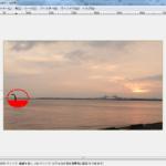 GIMPで円を作成する方法